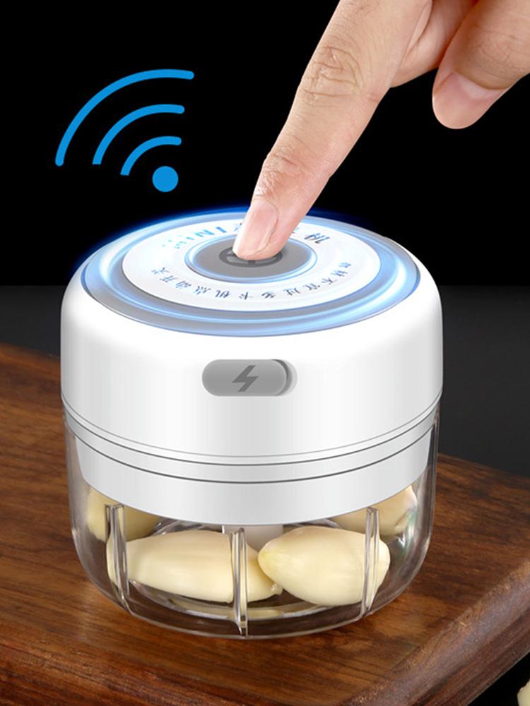 Hachoir ail électrique rechargeable 100/250ml