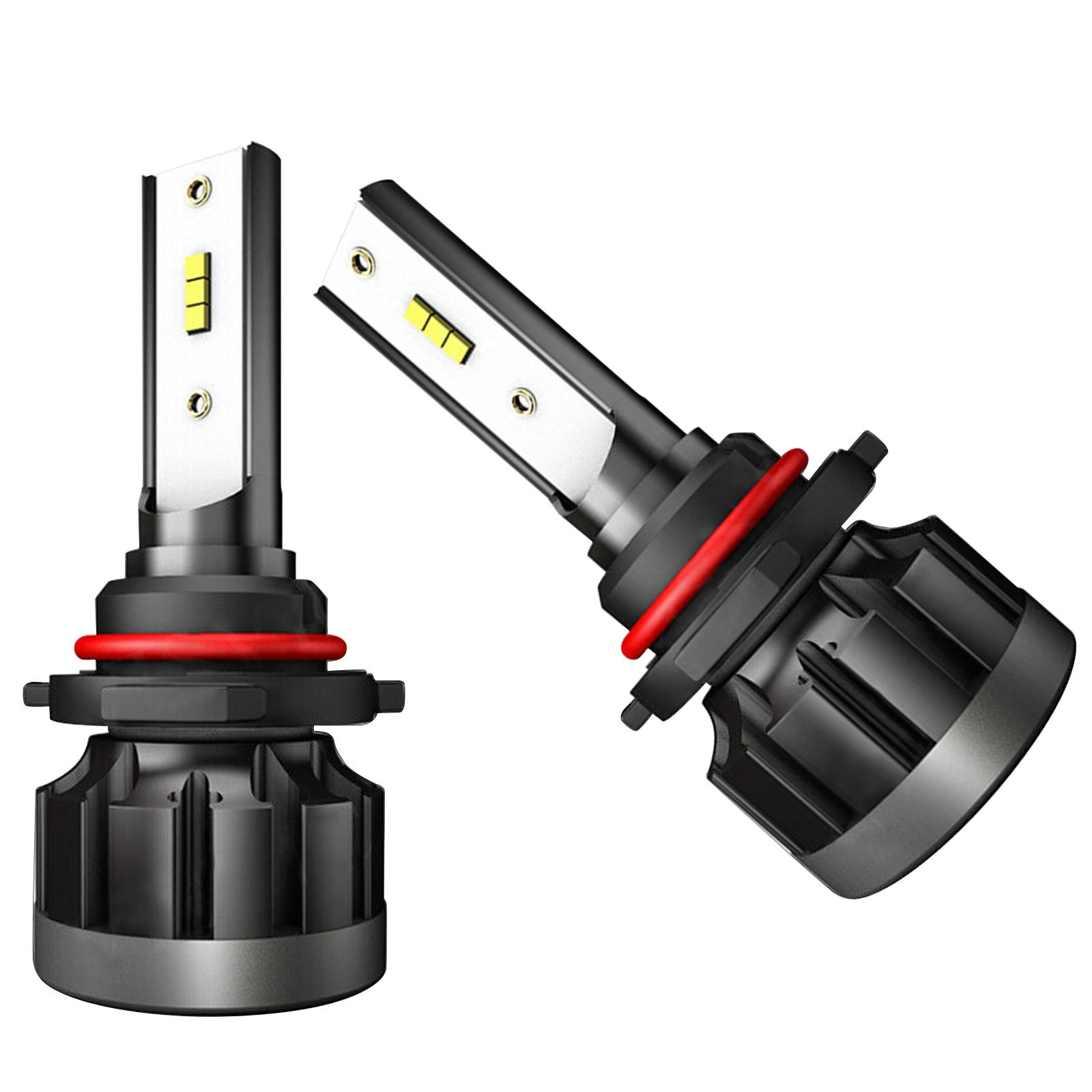 [AYBZADA-Onsky] Bóng Đèn Pha Đèn Làm Việc Một Bộ Chùm Thấp 2 Cái Sương Mù Đèn Xe Ô Tô Tự Làm Mát Bằng Hợp Kim Nhôm Xe Tải Cao Màu Trắng COB Sáng Chuyển Đổi Có Chip CSP thumbnail